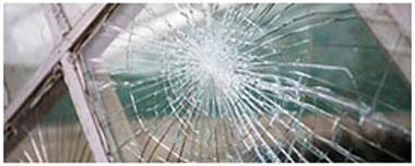 North Shields Smashed Glass